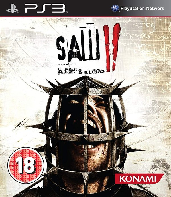 Saw 2 The Video Game PS3 (käytetty)