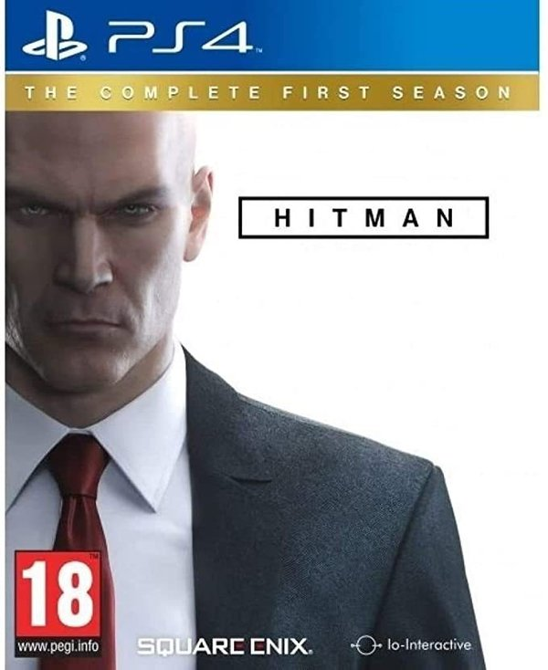 Hitman The Complete First Season PS4 (käytetty)