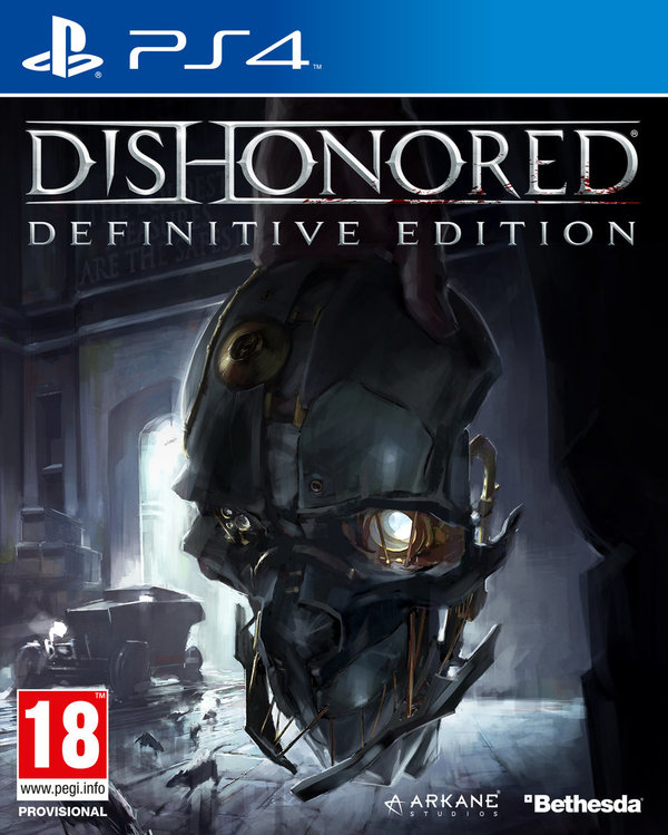 Dishonored Definitive Edition PS4 (käytetty)