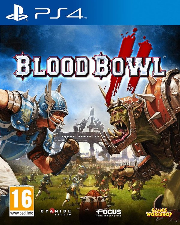 Blood Bowl 2 PS4 (käytetty)