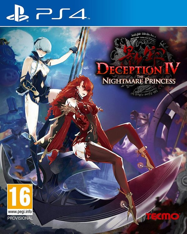 Deception IV The Nightmare Princess PS4 (käytetty)
