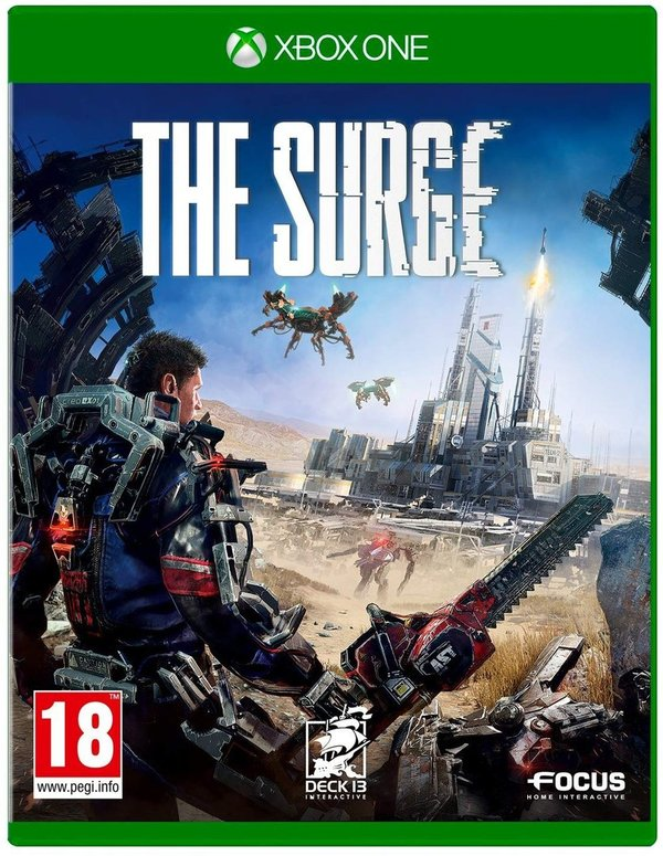 The Surge Xbox One (käytetty)