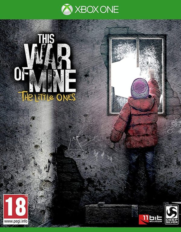This War Of Mine The Little Ones Xbox One (käytetty)