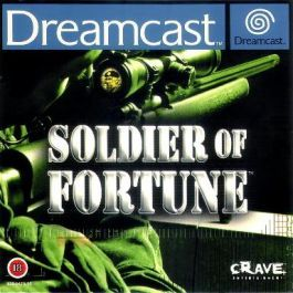 Soldier Of Fortune Dreamcast (käytetty) CiB