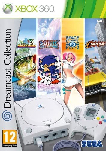Dreamcast Collection Xbox 360 (käytetty)
