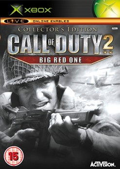 Call of Duty 2 Big Red One Collector's Edition Xbox (käytetty) CiB