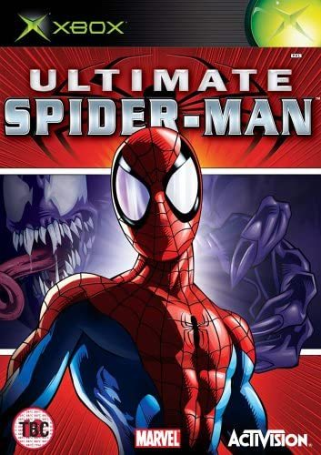 Ultimate Spider-Man Xbox (käytetty) CiB