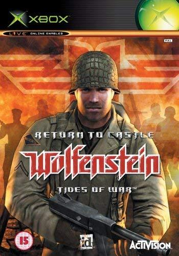 Return to Castle Wolfensteina Tides of War Xbox (käytetty)
