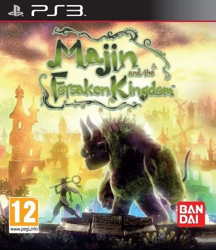 Majin and The Forsaken Kingdom PS3 (käytetty)