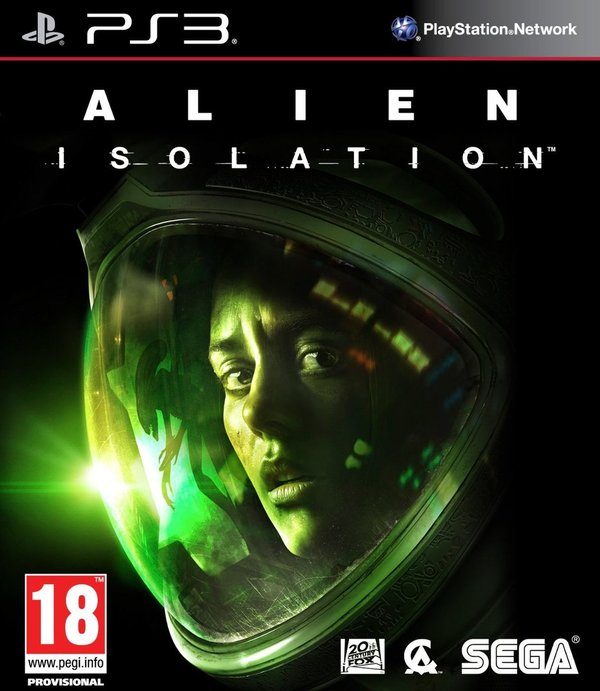 Alien Isolation PS3 (käytetty)