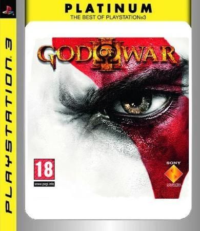 God of War III Platinum PS3