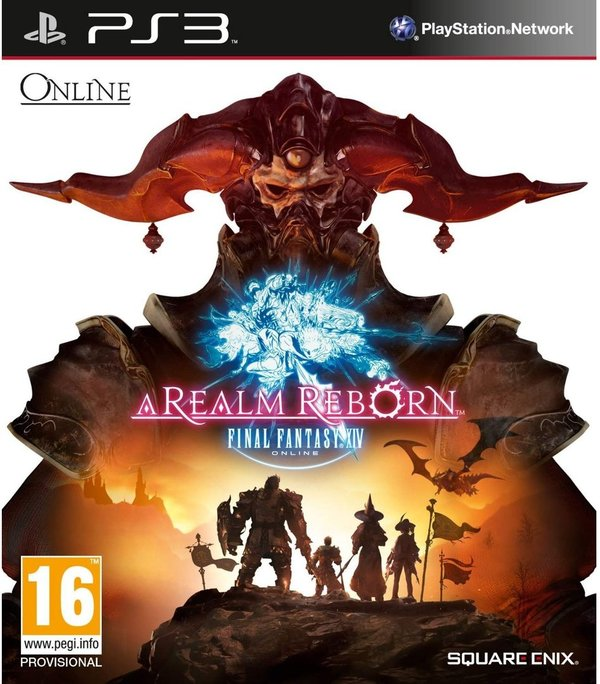 Final Fantasy XIV - A Realm Reborn PS3