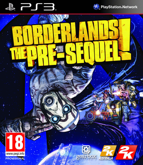 Borderlands The Pre-Sequel PS3 (käytetty)