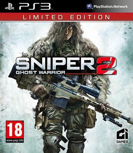 Sniper 2 Ghost Warrior PS3 (käytetty)