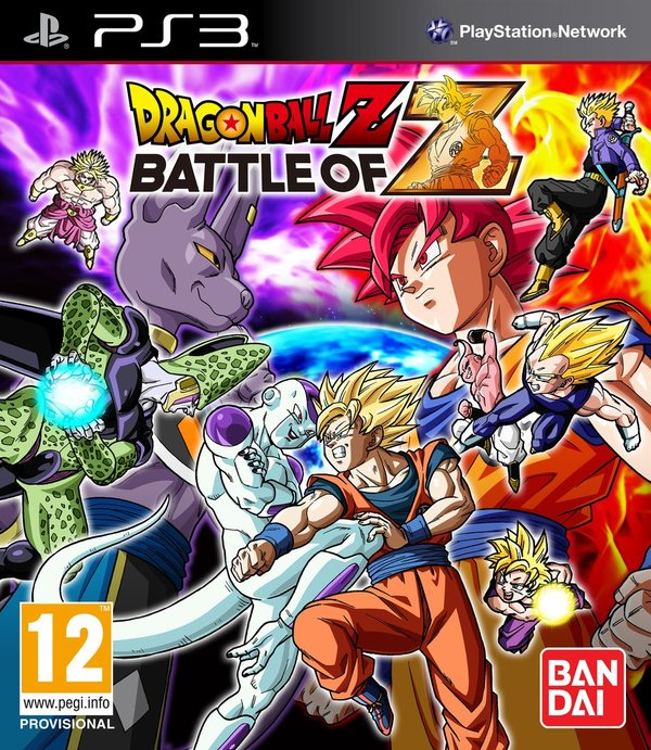 DragonBall Z - Battle of Z PS3 (käytetty)