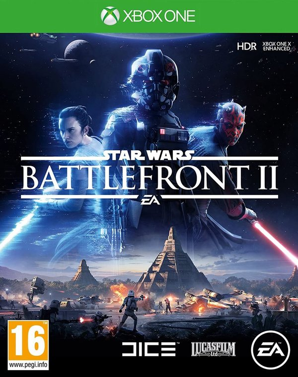 Star Wars Battlefront 2 Xbox One (käytetty)