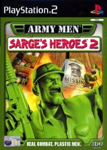 Army Men Sarge's Heroes 2 PS2 (käytetty) CiB