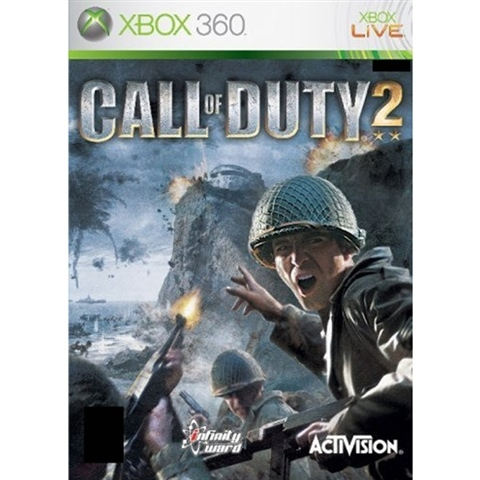 Call of Duty 2 Xbox 360 (käytetty)