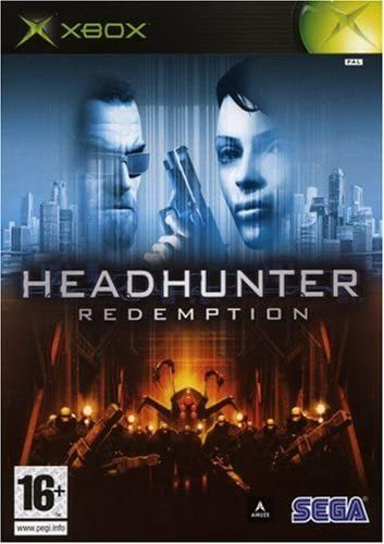 Headhunter Redemption Xbox (käytetty) CiB