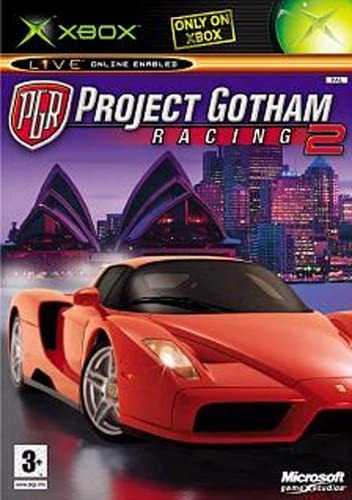 Project Gotham Racing 2 Xbox (käytetty) CiB