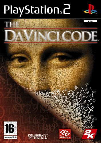 The Da Vinci Code PS2 (käytetty) CiB