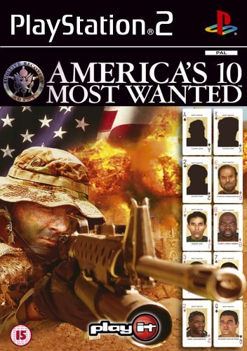 America's 10 Most Wanted PS2 (käytetty) CiB