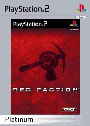 Red Faction Platinum PS2 (käytetty) CiB