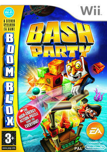 Boom Blox Bash Party Wii (käytetty)