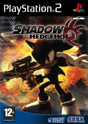 Shadow the Hedgehog PS2 (käytetty) CiB