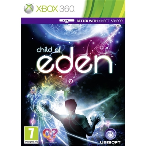 Child Of Eden Xbox 360 (käytetty)